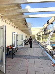 Freibad Schieder - Neubau Bademeisterhaus 2020 a
