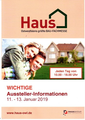 Haus 2019 - Bad Salzuflen