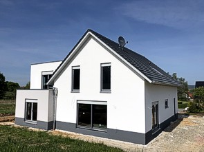 Neubau EFH Ohms aus Lügde 2020 f