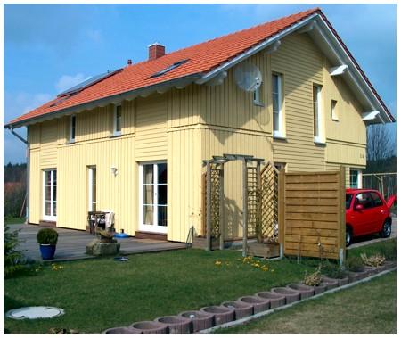 Holzbau Ohms Dacharbeit Fassadenarbeiten
