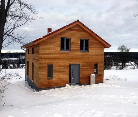 Holzbau Ohms Holzrahmenbau