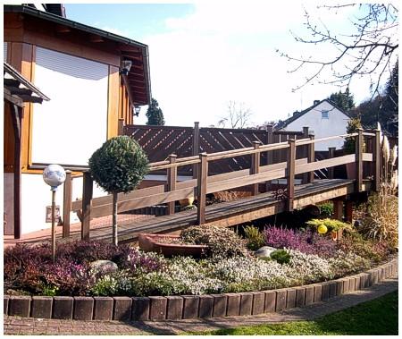 Holzbau Ohms Balkone und Terassen