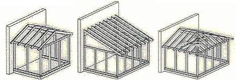 Holzbau Ohms Wintergarten Modelle und Beispiele