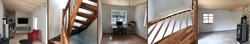 Hausbau Innengestaltung - Holzbau Ohms Lügde