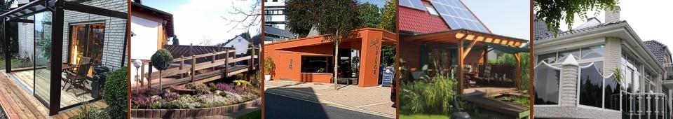 Holzbau Wintergarten - Holzbau Ohms Lügde