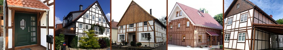 Sanierung Denkmalschutz Restaurator - Holzbau Ohms Lügde