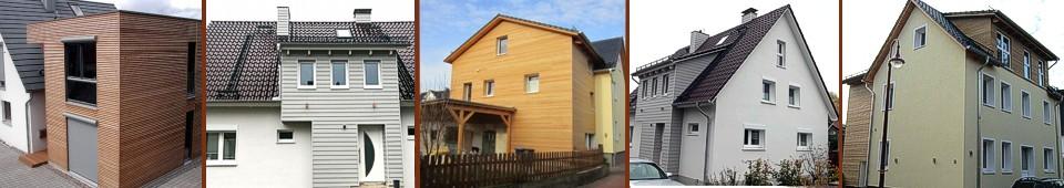 Sanierung Energetische Sanierung - Holzbau Ohms Lügde